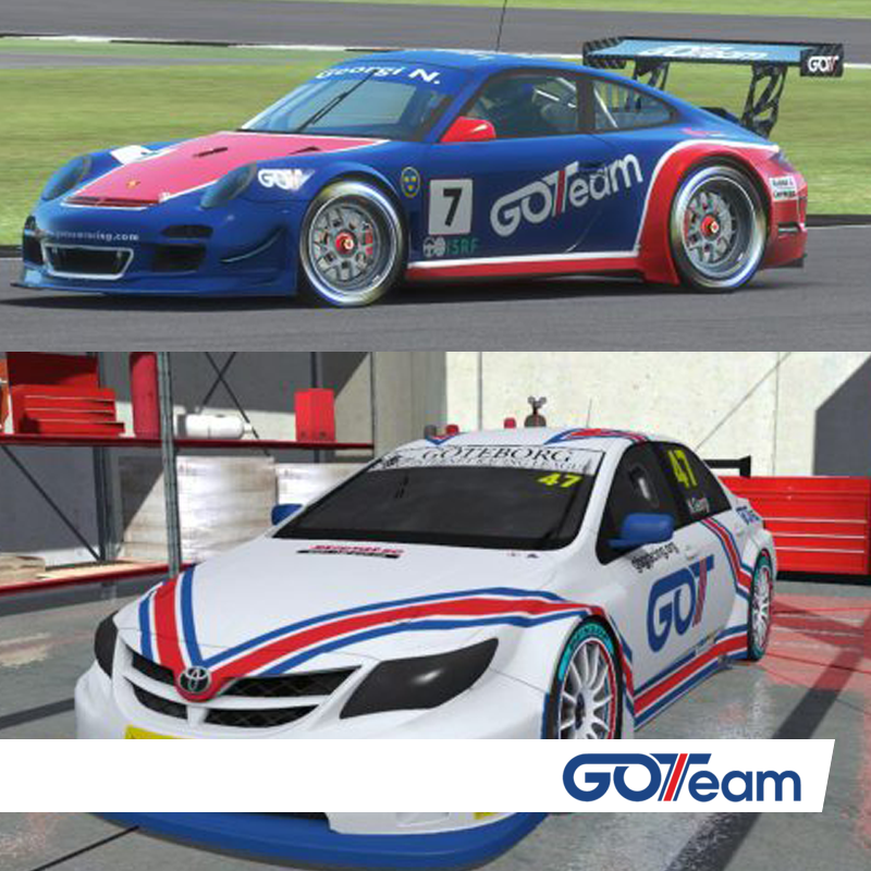 GoTeam – Virtuell racing