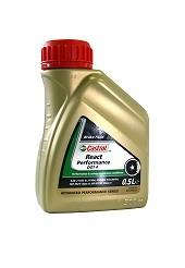 Castrol bromsvätska React Performance DOT4 500ml Fiat STILO Multi Wagon (192) 1.9D Multijet. Tillverkarens produktnr: 15037F