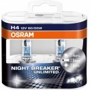 H4 Osram Night Breaker Unlimited DUO