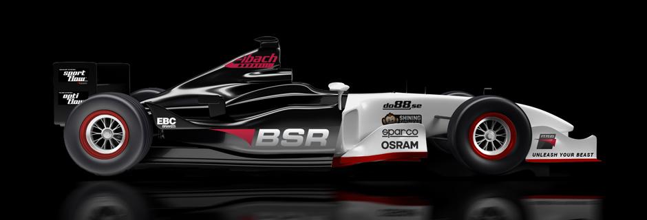 BSR start Formule 1 team!
