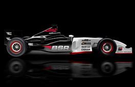 BSR klart för Formel 1 nästa säsong!