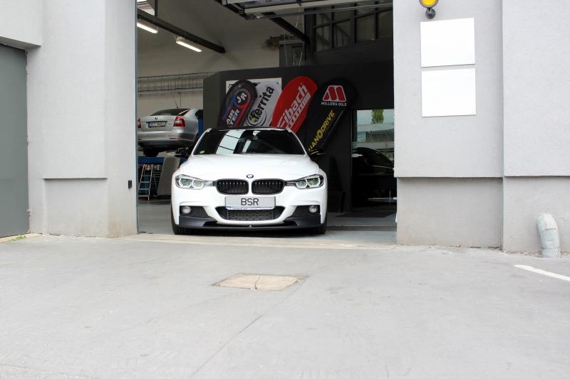 BMW 320d, F30, model 2015