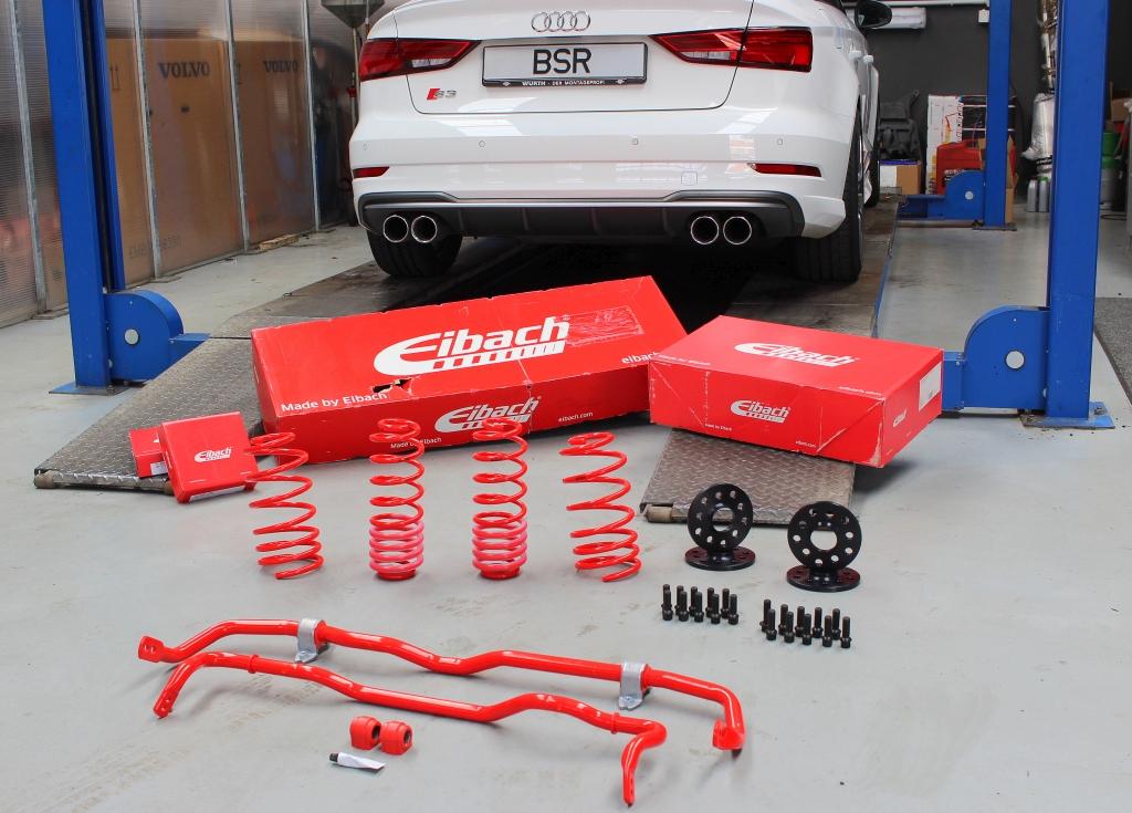 Audi S3 BSR Stage1 - projekt