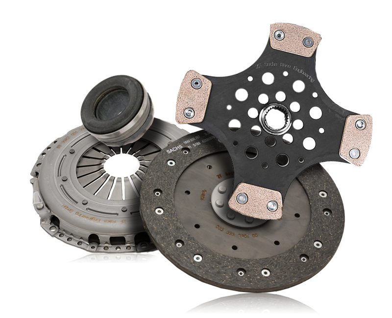 NEW PRODUCT´S - SACHS PERFORMANCE CLUTCHES