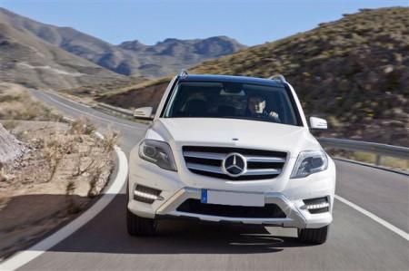Mercedes GLK 250 CDI 204Hp