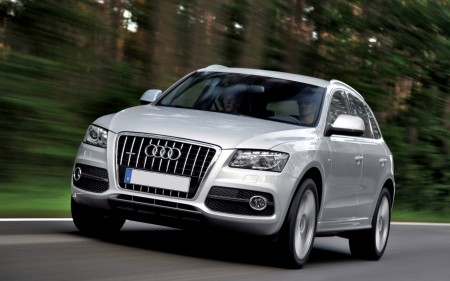 Audi Q5 3.0TDI 313Hp