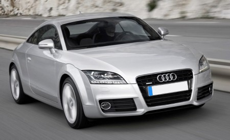 Audi TT 2.0 TFSI 200hk
