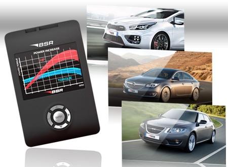 Nya trimkit för Saab 9-5, Opel Insignia & Kia Cee'd