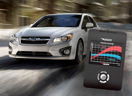 Premiere: Subaru tuning kits