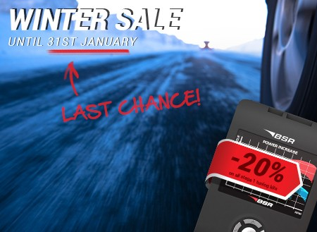 Winter sale - Last chance!