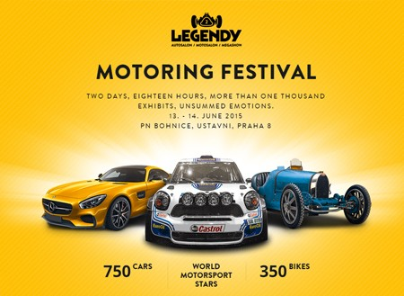 Legendy motoring festival 13-14th of June!
