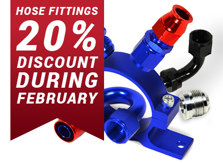 Discount - hose fittings