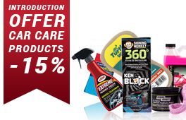 Introduction offer – car care products!